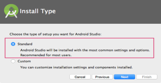 Installing Android Studio for Windows
